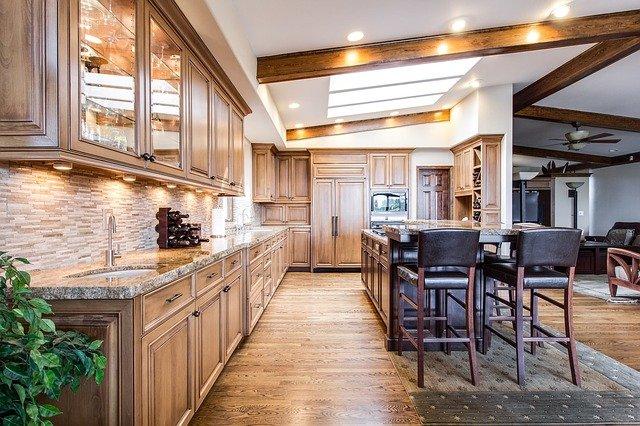 Ingin Dapur Tampak Menarik? Simak Ide Model Rak Dapur Aluminium Dengan Tampilan Modern