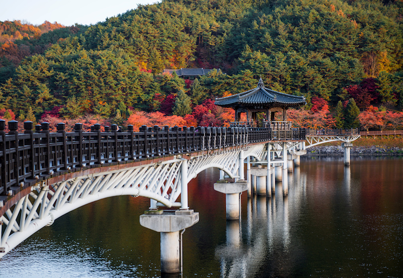 Finest Places to Visit in South Korea